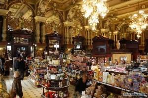 Оформление магазина ароматом