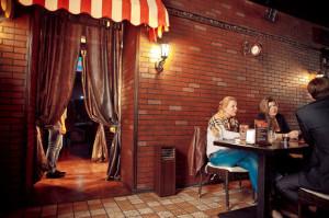 Аромамаркетинг в кафе Карамель